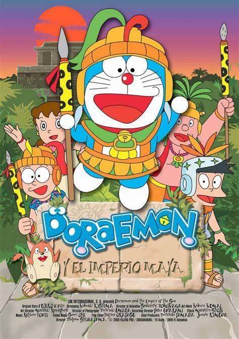 Doraemon y el imperio maya Película 2000 SensaCine com
