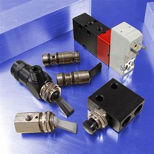 Pneumatic Valves | Directional Air Control Valves | Pneumadyne
