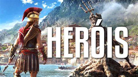 Heróis Gregos - Mitologia Grega   Mitológica - YouTube