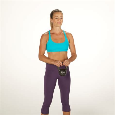 kettlebell loss weight core fitness exercises popsugar incinerate calories strengthen move simple