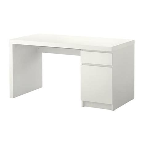 les bureau ikea malm bureau blanc ikea