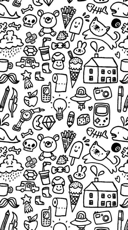 doodle wallpapers   zedge