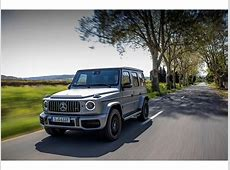 2019 MercedesBenz GClass Prices, Reviews, and Pictures