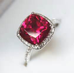 ruby engagement ring ruby ring ruby ring images