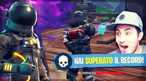 fortnite mobile record solo kills ce lho fatta youtube