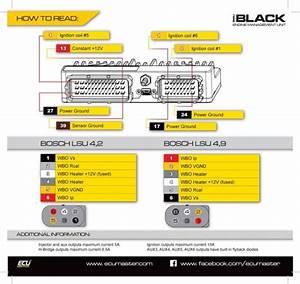 Ecumaster Emu Black Universalsteuerger U00e4t