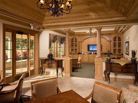 And Interiors by Avila Golf Country Club Interior