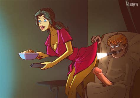 incest mom son art incest comics