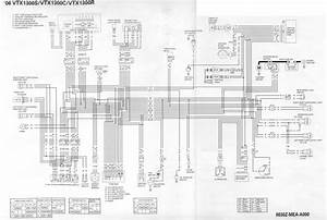Vtx 1300 Wiring Diagram