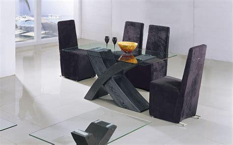 table cuisine en verre comment choisir sa table en verre moloo fr le