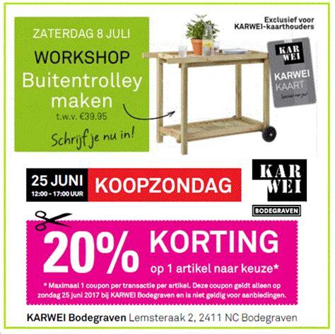 karwei boxmeer koopzondag bouwmarkt elegant waalwijk with koopzondag