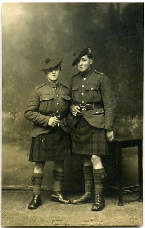 gordon highlanders world war
