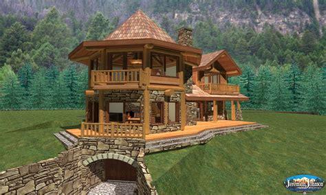 Small Log Homes Custom Log Cabin Homes Colorado, Unique