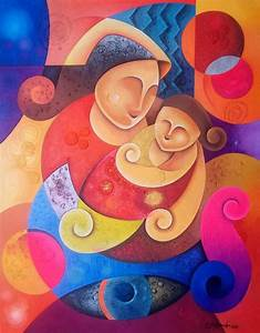 Mother's Day Tribute, Beautiful Mother Paintings