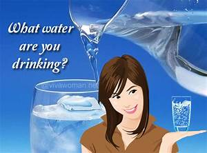 Are You Drinking Quality Water For Beauty U0026 39 S Sake