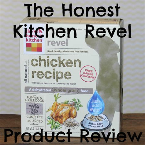 honest kitchen reviews revel a budget friendly option from the honest kitchen