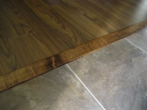 Wood To Tile Transition Strips by Door Transition Strips By Cstrang Lumberjocks