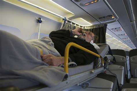 commercial airline repatriation worldwide medical transport
