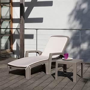 Bain De Soleil : bain de soleil fidji blanc 44041004 achat vente ~ Melissatoandfro.com Idées de Décoration