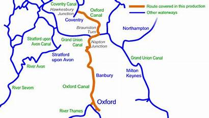 Canal Oxford Map Pdf Maps Format Guide