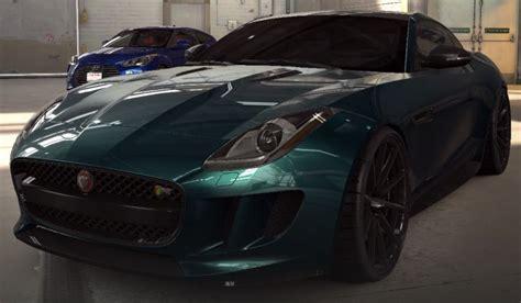 Jaguar F-type R In Csr 2