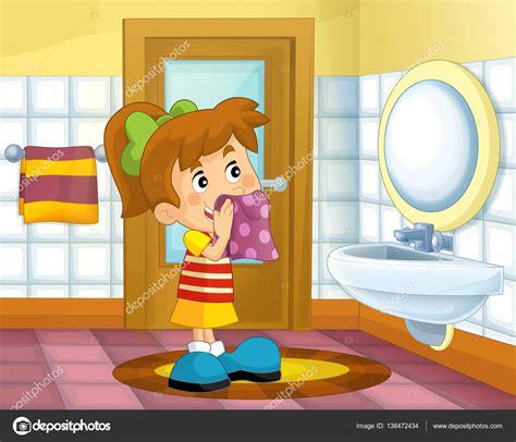 dessin  coloriage salle de bain imprimer  kids net