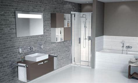 salle de bains salle de bains familiale espace am 233 nagement baignoire vasque faire