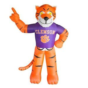 Collegiate Ncaa Lsu Tigers 7' Inflatable LED Mascot ...