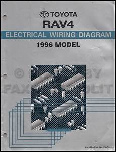 1996 Toyota Rav4 Wiring Diagram Original