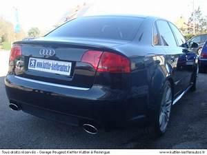 Audi Rs Occasion : audi a4 rs4 420cv 2006 occasion auto audi a4 ~ Gottalentnigeria.com Avis de Voitures