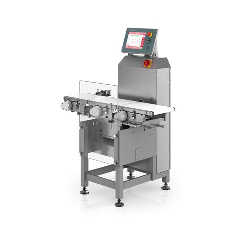 solid stainless steel checkweigher  wet environments