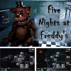 Freddy's Free Nights at Five Games