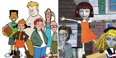'00s Kids Cartoons You Completely Forgot About