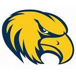 Eagle Yellow College Golden Eagles Valley Logos