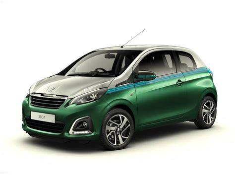 2015 Peugeot 108 Green  Top Auto Magazine
