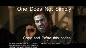 one does not simply have time for that meme MEMEs