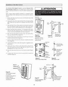 Lifebreath Operation  U0026 Installation Manual Max Series 150