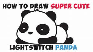 how to draw a panda bear Archives - How to Draw Step by ...