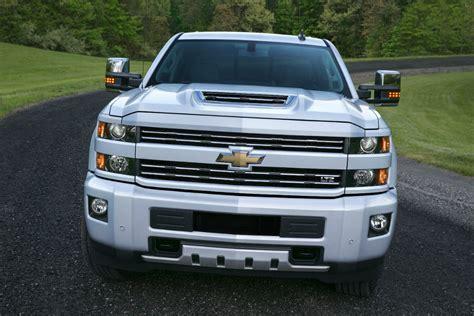 chevy silverado diesel specifications