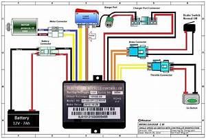 Razor E300 Throttle Wiring Diagram