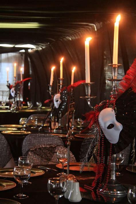 40 Dramatic Halloween Weddings Table Settings Party