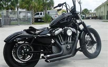 Harley Davidson Nightster Motorcycle Xl1200n Bobber Custom