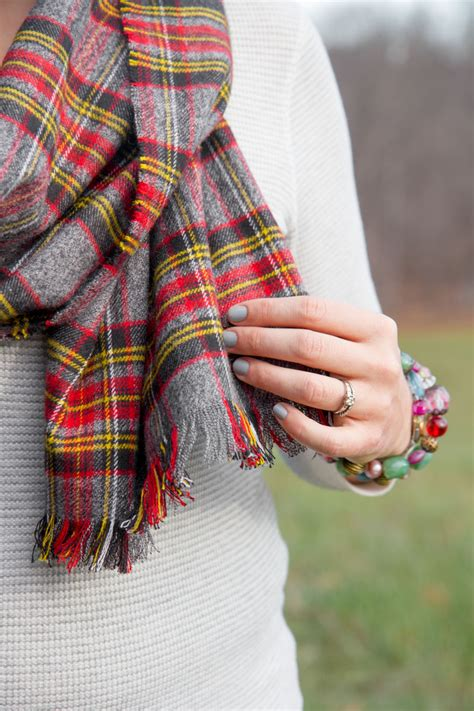 fashionable  sew scarves