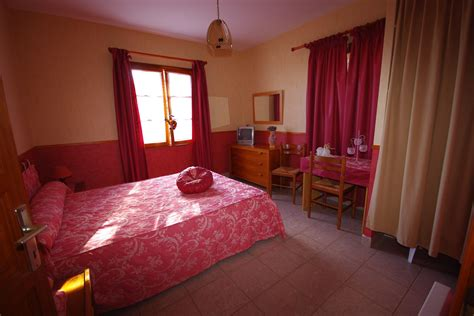 chambre couleur framboise auberge e catarelle paradis panoramique en belvédère de