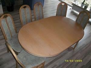 Esszimmertisch Mit 6 Stühlen : garagentor gebraucht kaufen garagentor bei ~ Eleganceandgraceweddings.com Haus und Dekorationen