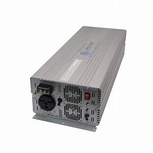 7000 Watt Power Inverter 48vdc To 240vac Industrial Grade