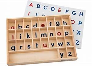 wooden alphabet sorting tray mta catalogue With magnetic trays for magnetic letters