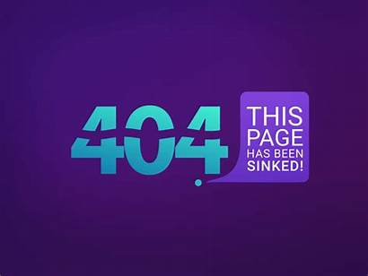 404 Error Pixflow Dribbble