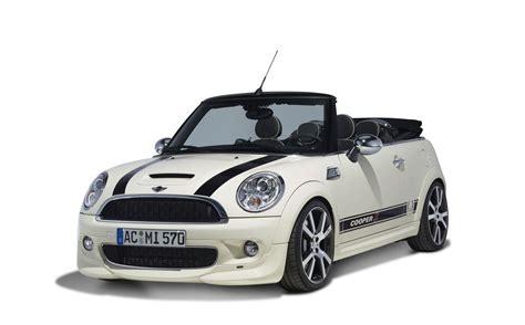 Mini Cooper Convertible Modification by Mini Cooper R57 Convertible Tuning Car Tuning