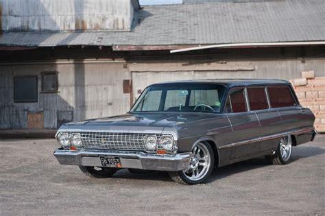 1963 Chevrolet Impala Wagon  Like A Longneck, Only Better